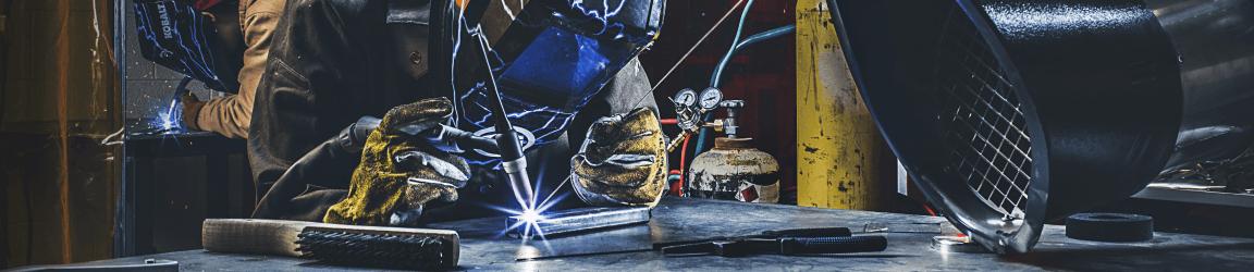 The Art Of The Weld Spotlight On A Welding Career