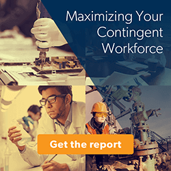 Download the Maximizing Your Contingent Workforce white paper