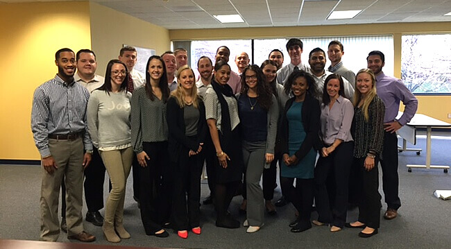 Aerotek office staff in Hartford, CT