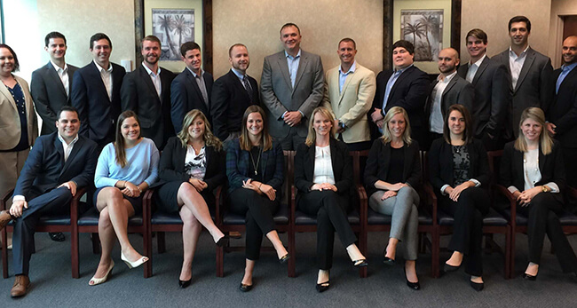Aerotek office staff in Charleston, SC