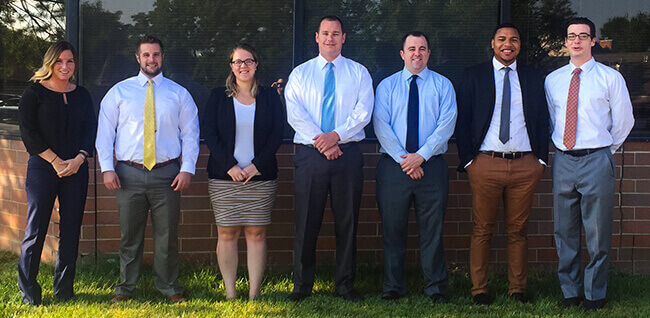 Aerotek office staff in Reading, Pennsylvania