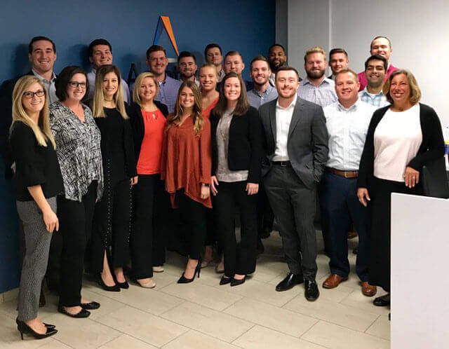 Knoxville, Tennessee Aerotek Staffing Agency Team