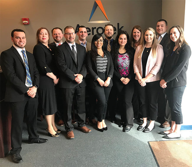 Lebanon, Pennsylvania Aerotek Staffing Agency Team