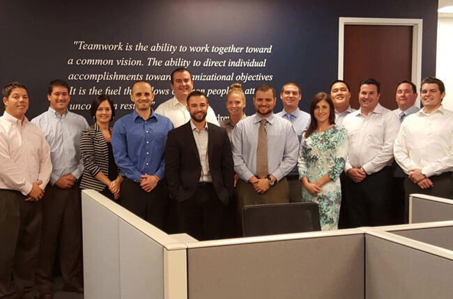 Sarasota, Florida Aerotek Staffing Agency Team