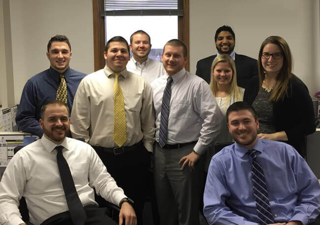Racine, WI Aerotek Staffing Agency Team