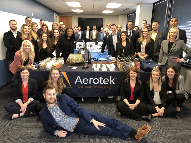 Milwaukee, WI Aerotek Staffing Agency Team