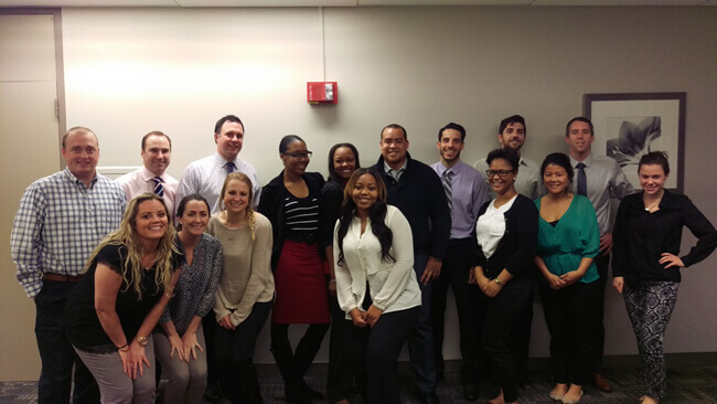 Philadelphia, PA Aerotek Staffing Agency Team