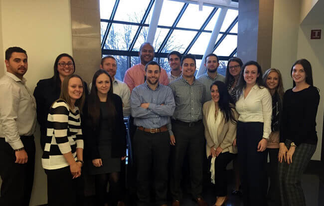 New Haven, CT Aerotek Staffing Agency Team