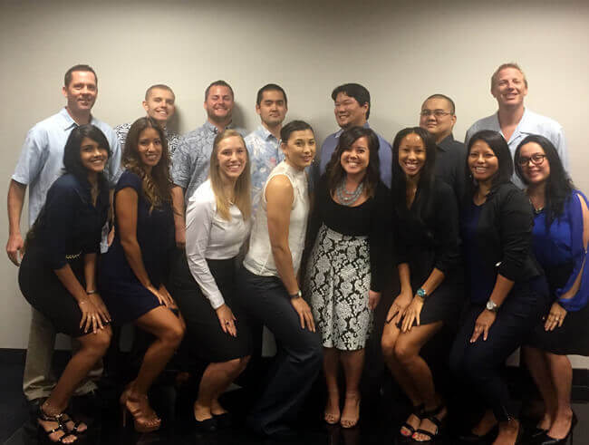 Honolulu, HI Aerotek Staffing Agency Team
