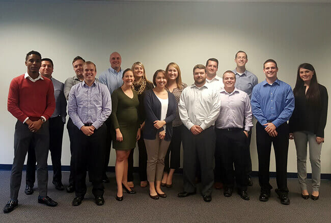 Houston, Texas Aerotek Staffing Agency Team