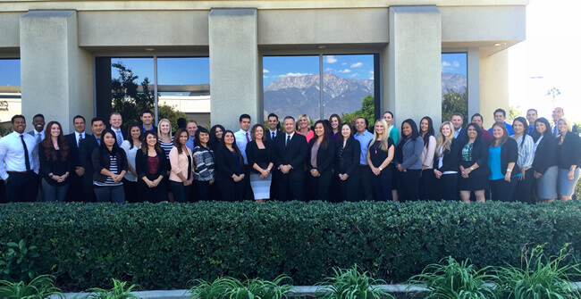 Riverside, California Aerotek Staffing Agency Team