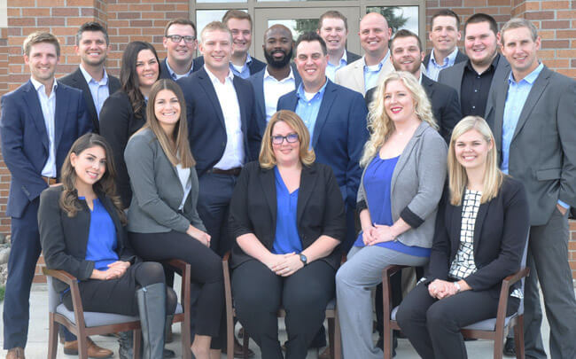 Fargo, North Dakota Aerotek Staffing Agency Team