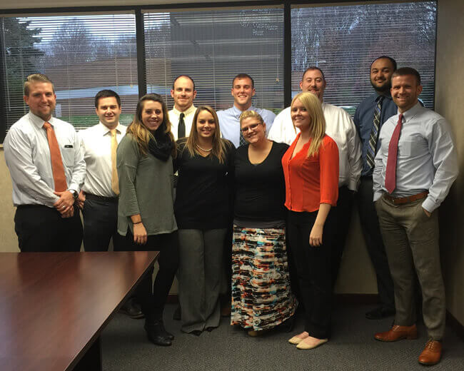 Canton, Ohio Aerotek Staffing Agency Team