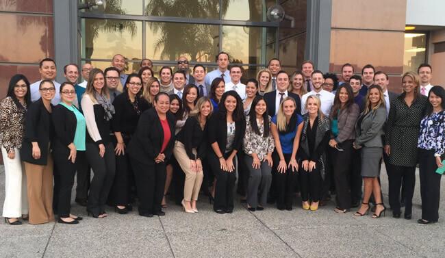 Orange County California Aerotek Staffing Agency Team