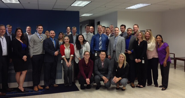 Mendota Heights, Minnesota Aerotek Staffing Agency Team