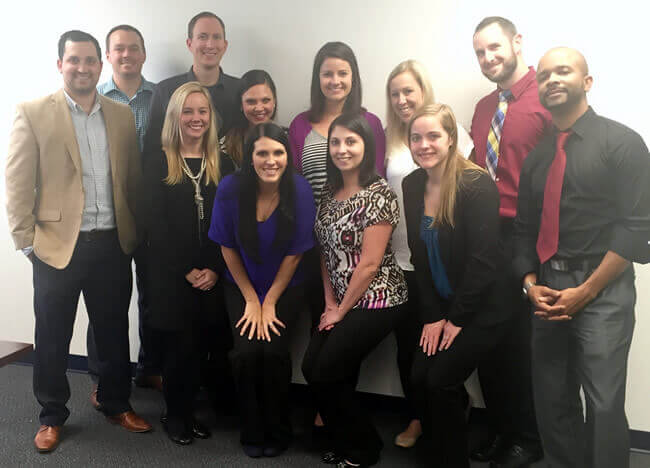 Pensacola, Florida Aerotek Staffing Agency Team