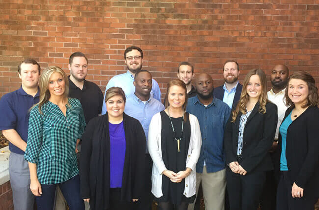Columbia, South Carolina Aerotek Staffing Agency Team