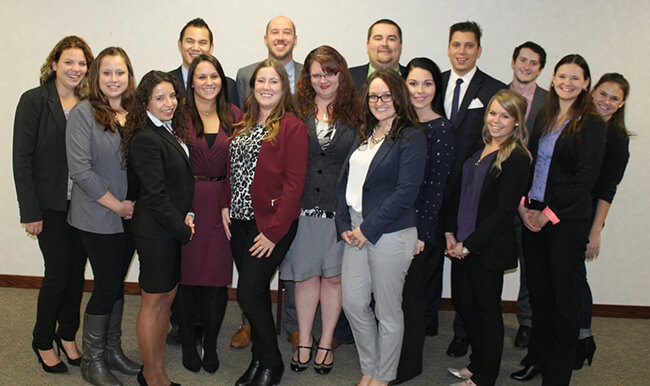 Kitchener, Ontario Aerotek Staffing Agency Team