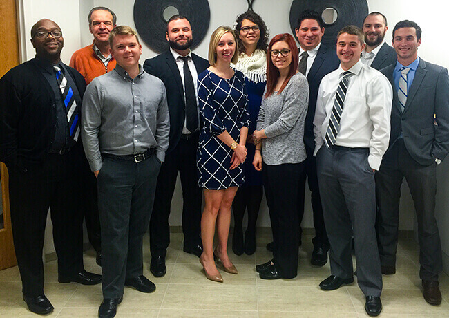 Dayton, Ohio Aerotek Staffing Agency Team