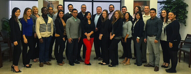 Modesto, California Aerotek Staffing Agency Team