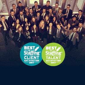 Aerotek named Best of Staffing in Client and Talent satisfaction