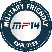 2014 Top Military Friendly Employer