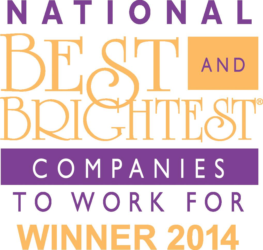Aerotek Honored as National Best and Brightest Company to Work For