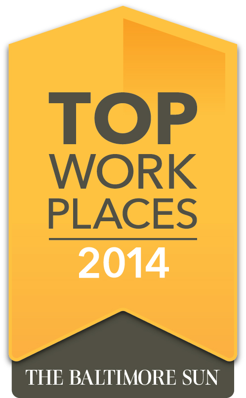 Aerotek Named a 2014 Top Workplace in Baltimore