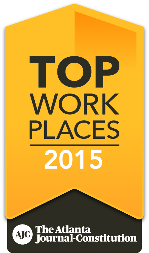 Aerotek Named a 2015 Top Workplace in Atlanta