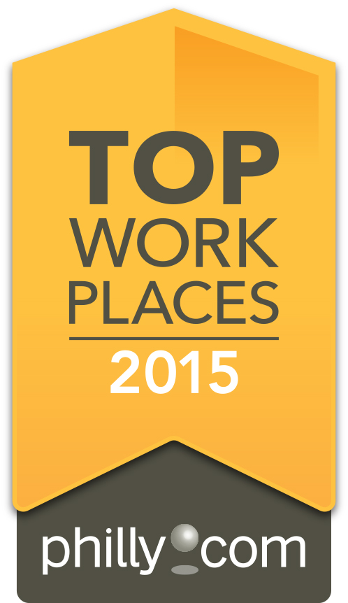 Aerotek Named a 2015 Top Workplace in Philadelphia