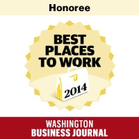 Aerotek Named a Greater Washington D.C. Best Place to Work
