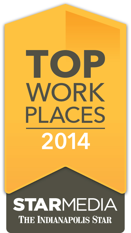 Aerotek Named to Central Indiana's Top Workplaces 2014 List