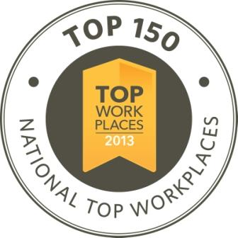 Aerotek Named to Chicago's Top Workplaces 2012 List