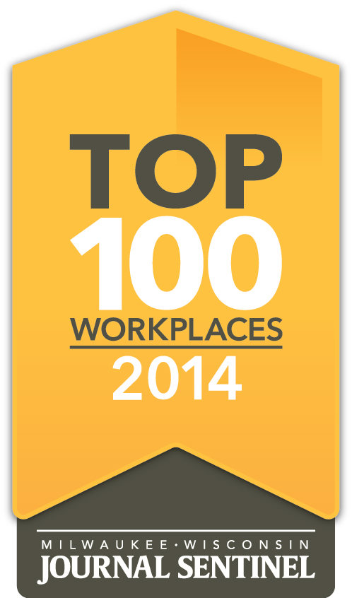 Aerotek Named to Milwaukee's Top Workplaces 2014 List