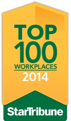 Aerotek Named to Minnesota's Top Workplaces 2014 List