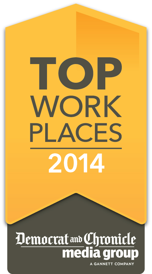 Aerotek Named to Rochester's Top Workplaces 2014 List