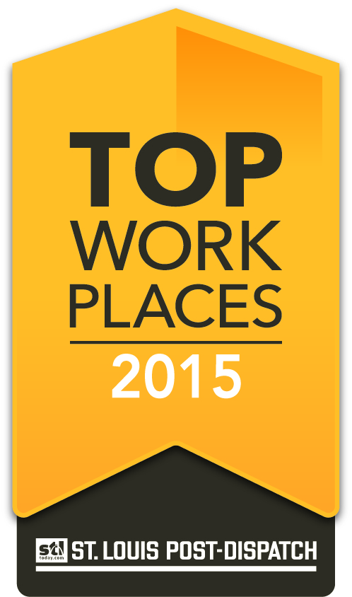 Aerotek Named to St. Louis's Top Workplaces 2015 List