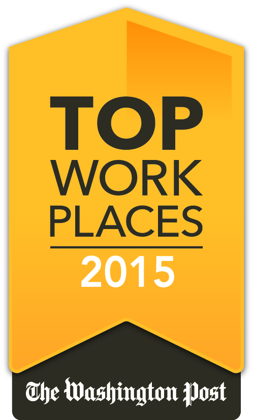 Aerotek Named to Washington Post's 2015 Top Workplaces List
