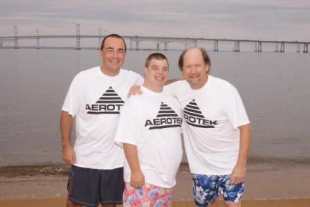 Aerotek Supports Special Olympics Maryland